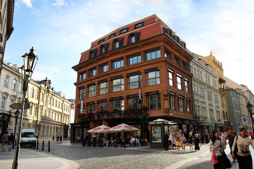 Дом Черной Богоматери в Праге, музей кубизма