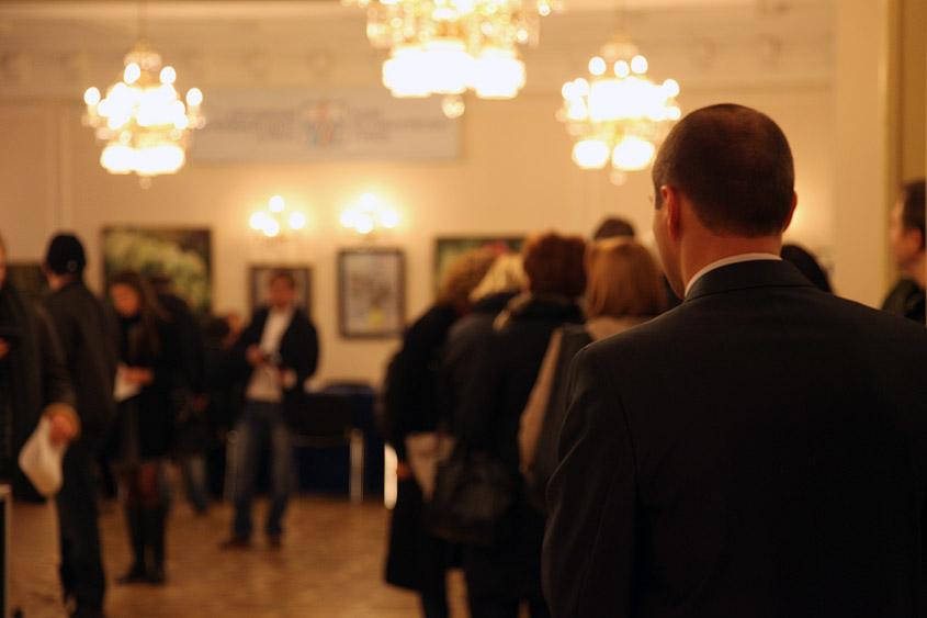 Выборы в Посольстве России в Праге