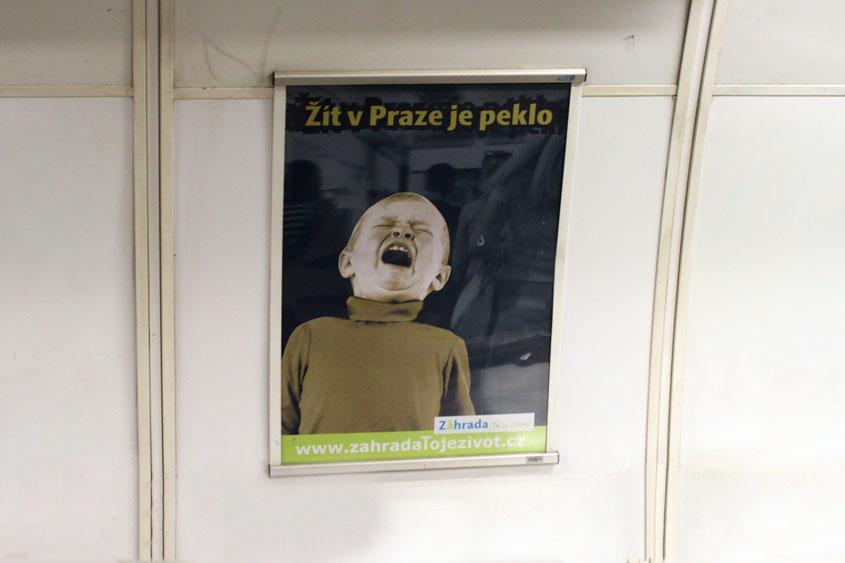 Реклама: Жизнь в Праге - ад